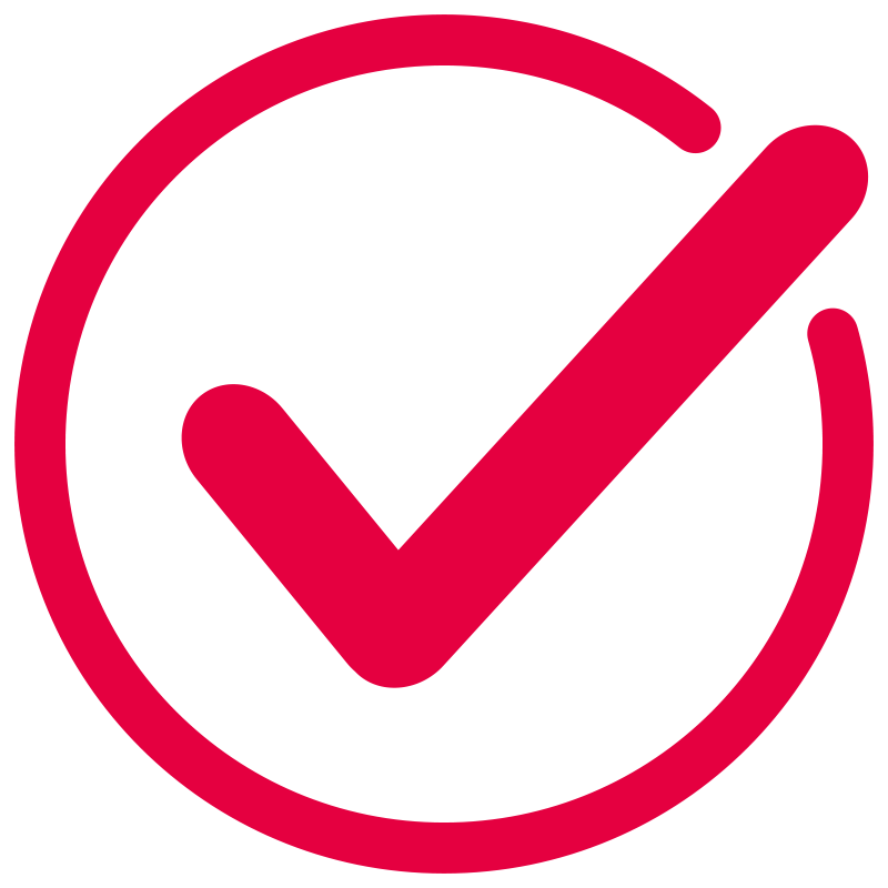 EasySurvey logo tick